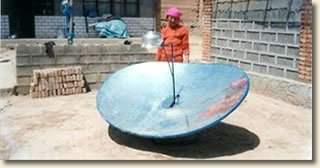 global source outreach Solar Cooker Project for Shem Women's Group inTibet 3