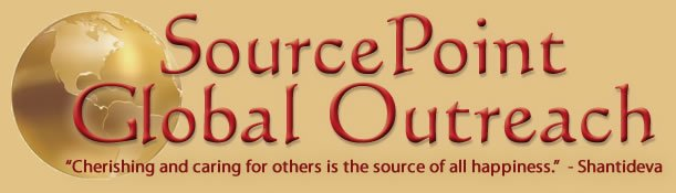 SourcePoint Global Outreach Logo